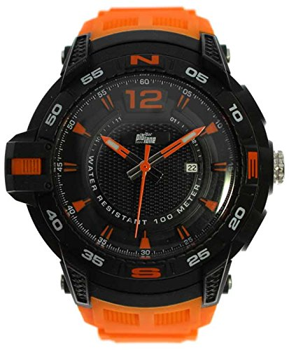 Pit Lane Reloj con movimiento Miyota Man PL-2006-3 50.0 mm