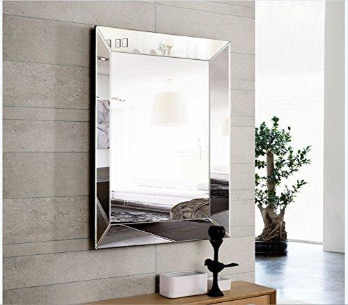 Espejos Modernos Cristal - Palermo Rectangular 95 - iBERGADA