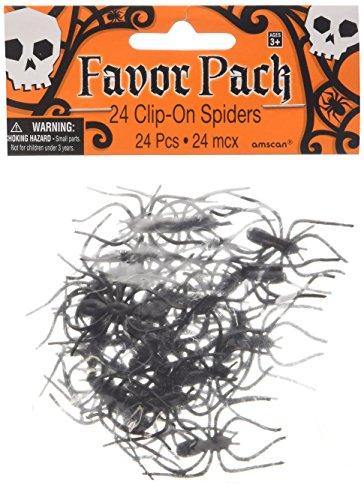 amscan International 394304Für Spinnen (Spinne Kostüm Gesicht Malen)