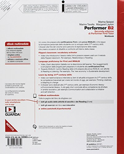 Zoom IMG-3 performer b2 student s book