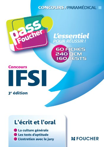 Concours IFSI 3e édition