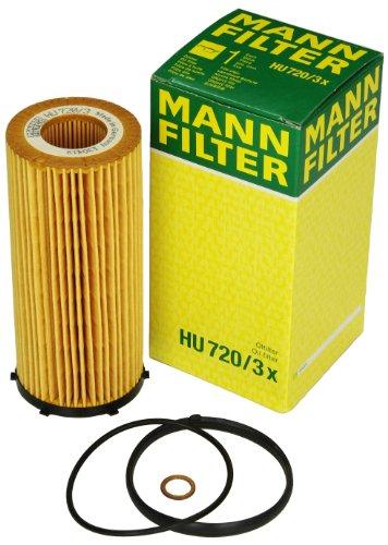 Preisvergleich Produktbild Mann Filter HU7203X Ölfilter