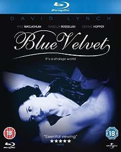 Blue Velvet [Blu-ray] (1986)