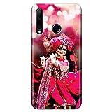 DASM United Printed Designer Hard Back Case Cover for Honor 20i   Pink