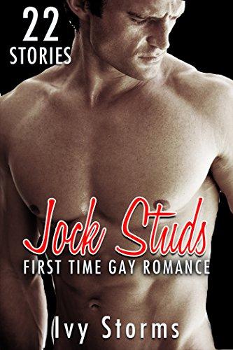 GAY: JOCK STUDS: OLDER MAN FIRST TIME ROMANCE BUNDLE: BDSM, MC Biker, MM Alpha Male Stories Book Box... Novel Collection Complete Series Book 1