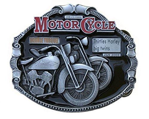 Harley Davidson - Belt buckle - for men n / a One size