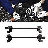Utensili per la riparazione di veicoli auto Autocarri con molla a molla universale per compressore a molla (Colore: nero) (Dimensioni: 380mm)