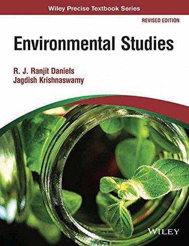 Environmental Studies, Revised ed (As per syllabus of VTU)