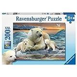 Ravensburger Puzzles Polar Bears, Multi ...