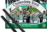 1art1 Poster + Hanger: Celtic Glasgow Poster (91x61 cm)