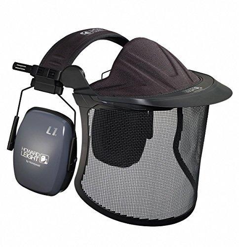 Honeywell Garden-Kit Gesichts- und Gehörschutz für Gärtner und Freischneider SNR 30 dB inkl. eine Packung Cool-Pads gratis (Schuh-pflege-kits)