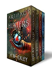 The Artifact Hunters Bundle: Books 1, 2, 3 and 4