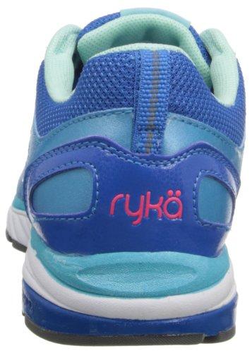 Ryka Fanatic Plus Femmes Synthétique Chaussure de Course Blu-Grn