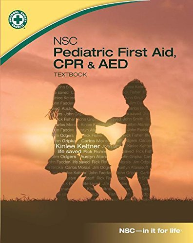 NSC Pediatric First Aid, CPR & AED by National Safety Council NSC (2011-08-19)