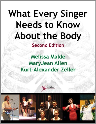 What Every Singer Needs to Know About the Body por Melissa Malde