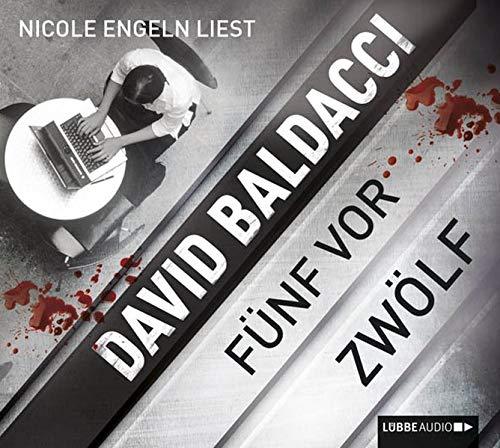 Buchseite und Rezensionen zu 'fünf vor zwölf (Sean King & Michelle Maxwell, Band 5)' von David Baldacci