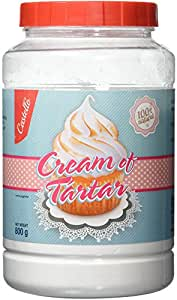 Castelló Since 1907 Cream of Tartar – 800 gr jar
