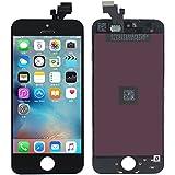 Standard Display Einheit schwarz, komplett für iPhone 5