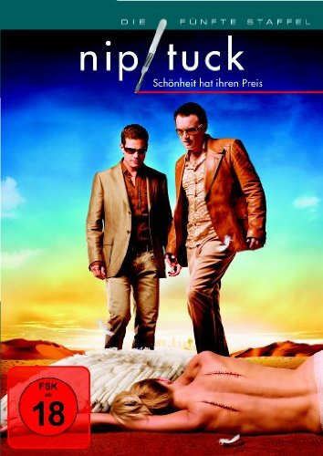 Nip/Tuck - Staffel 5.1 [5 DVDs] (Nip Tuck Series)