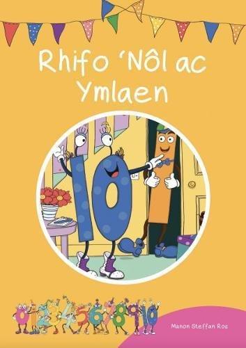 Cyfres Cymeriadau Difyr: Stryd y Rhifau - Rhifo 'Nol ac Ymlaen