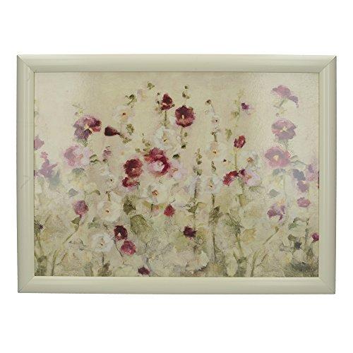 Creative Tops 'Wild Field Poppies' Gepolstertes Beanbag-Schoßtablett, 44 x 34 cm (17,5