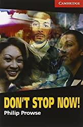 Don't Stop Now! Level 1 Beginner/Elementary Book with Audio CD Pack
