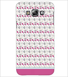 PrintDhaba Pattern D-1666 Back Case Cover for SAMSUNG GALAXY GRAND 3 (Multi-Coloured)