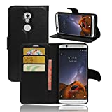 ECENCE ZTE Axon 7 mini Phone Case Cover Wallet Flip Magnet