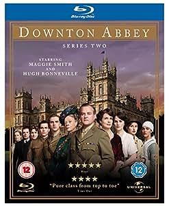 Downton Abbey -Series 2 [Blu-ray] [Region Free]