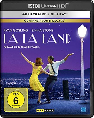 La La Land  (4K Ultra-HD) (+ Blu-ray)