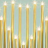 Premier 15 Bulb Heart Shape Candle Bridge - Great Christmas Decoration