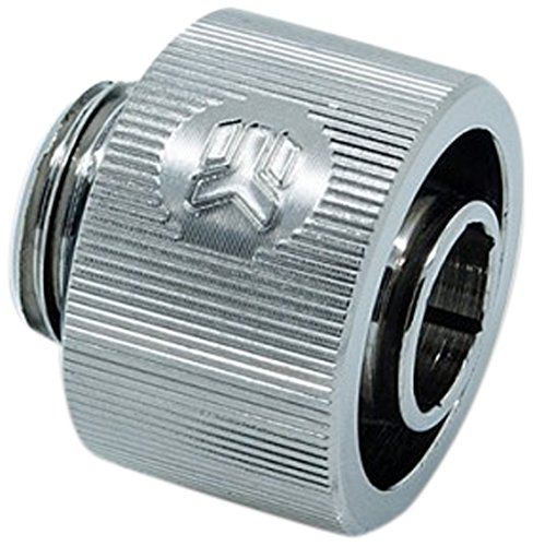 Ek Water Blocks EK-ACF Anschluss gerade G1/4/Rohr à ˜ 16/10mm-Nickel -