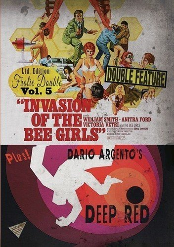 INVASION OF THE BEE GIRLS / DEEP RED - INVASION OF THE BEE GIRLS / DEEP RED (1 DVD) Bee Girl