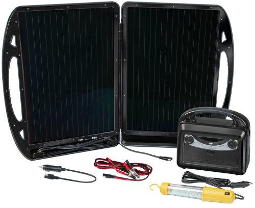 Preisvergleich Produktbild Brennenstuhl 1171850 Solar Energie-Set SES P1307, 13 W