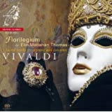 Vivaldi: Sacred Works for Soprano & concertos (plays on all CD players)