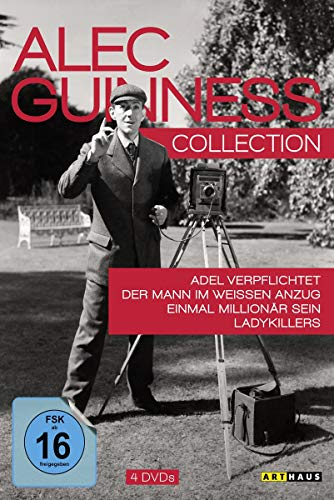 Alec Guinness Collection [4 DVDs]