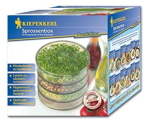 Produkt-Bild: Kiepenkerl Sprossenbox, Box für Keimsprossen