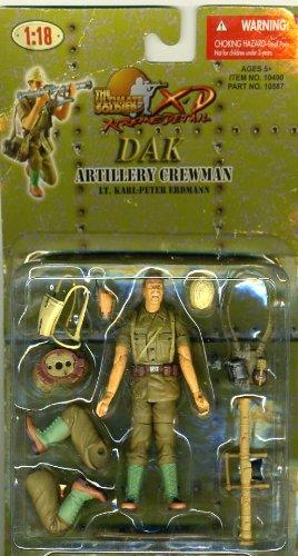 the-ultimate-soldier-x-d-xtreme-detail-wwii-dak-artillery-crewman-ltkarl-peter-erdmann-118-scale-by-