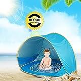 Bébé de plage Tente pop up protection UV - Best Reviews Guide