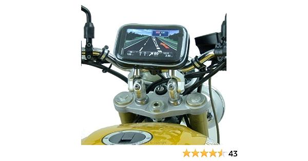 Buybits Wasserdicht Tomtom Start 60 Gps Navi Motorrad Elektronik