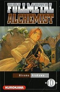 Fullmetal Alchemist Edition simple Tome 10