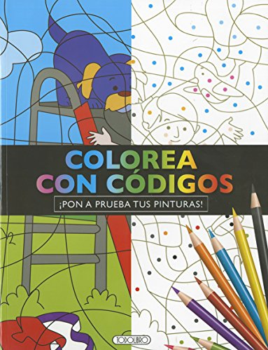 Colorea con códigos (Colorea con codigos)