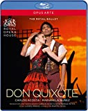 Don Quixote: The Royal Ballet [Blu-ray] [2014] [Region Free]