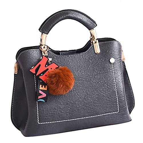 Damen Handtasche Damen Henkeltasche Elegante Umhängetasche für Damen weibliche Schultertasche