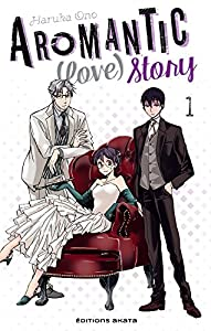 Aromantic (love) story Edition simple Tome 1