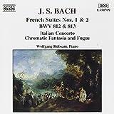 Bach: französische Suiten 1 und 2