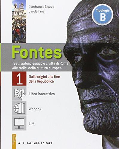 FontesLIM. Per i Licei e gli Ist. magistrali. Con espansione online. Con libro: 1
