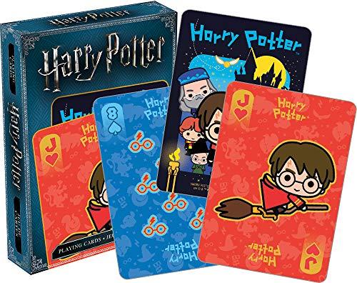 Baraja de cartas infantil de Harry Potter