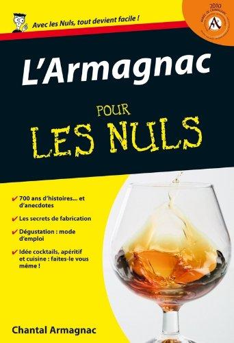 L'Armagnac Poche pour les nuls par Chantal ARMAGNAC