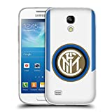 Head Case Designs Ufficiale Inter Milan Fuori Casa 2017/18 Kit Cresta Cover Morbida In Gel Per Samsung Galaxy S4 mini I9190